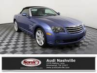 Pre-Owned 2005 Chrysler Crossfire 2dr Roadster Limited