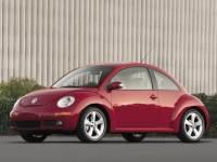 Used 2007 Volkswagen New Beetle 2dr Auto Hatchback in Houston