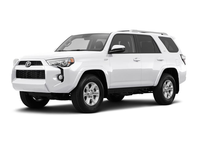 Photo 2017 Toyota 4Runner SR5 Sport Utility 4WD For Sale at Bay Area Used Car Dealer near SF