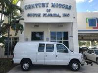 2010 Ford Econoline Cargo Van Commercial A/C Power Windows Cruise Chrome Grille