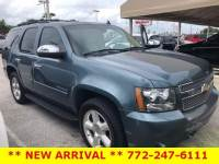 Pre-Owned 2008 Chevrolet Tahoe 2WD 4dr 1500 LTZ