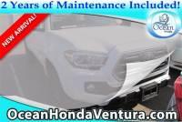 Used 2018 Toyota Tacoma SR5 Crew Cab Pickup For Sale in Ventura near Oxnard, Santa Barbara & Camarillo
