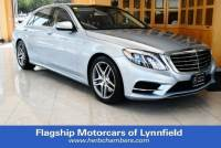2012 Mercedes-Benz S 550 4MATIC Sedan in Lynnfield