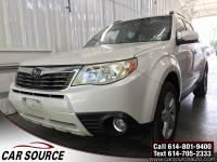 2009 Subaru Forester (Natl) 2.5X