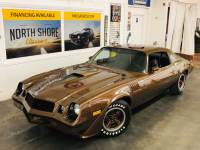 1979 Chevrolet Camaro -Z/28 - 4 SPEED - FACTORY A/C - ORIGINAL PAINT -