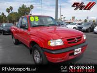 2003 Mazda Truck B4000 Dual Sport Cab Plus 2WD