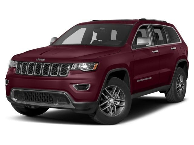 Photo Used 2018 Jeep Grand Cherokee Limited 4x4 SUV Denver, CO