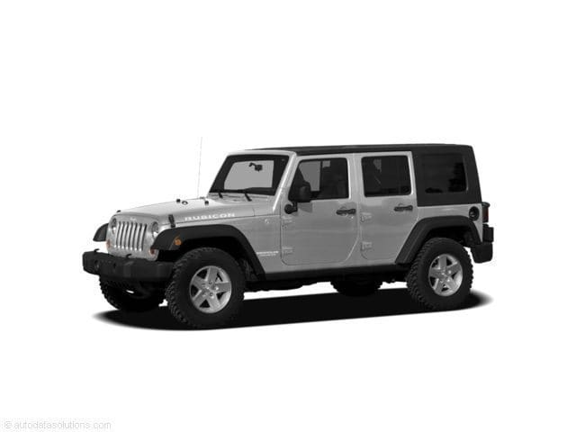 Photo 2010 Jeep Wrangler Unlimited Sport SUV