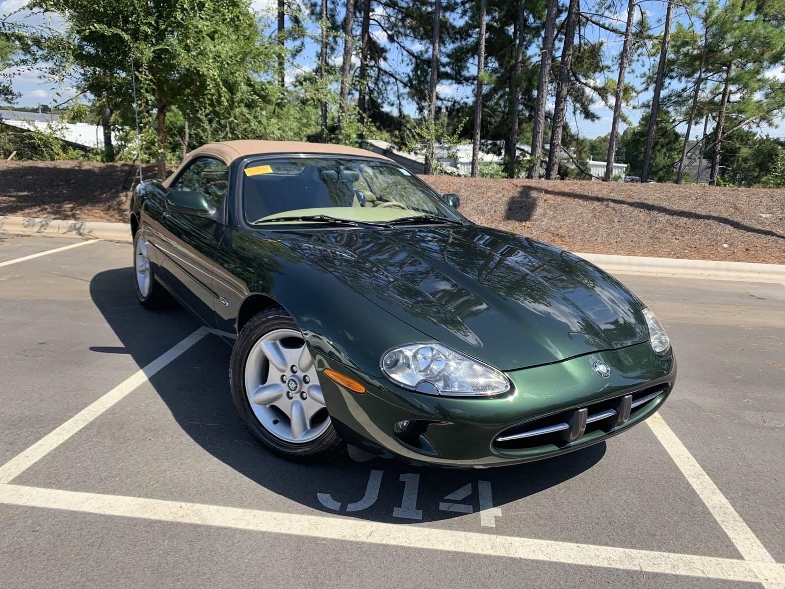 Photo 1997 Jaguar XK8 2DR CONV Convertible in Franklin, TN