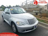 Pre-Owned 2008 Chrysler PT Cruiser Touring Convertible in Greenville SC