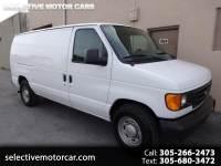 2006 Ford Econoline Cargo Van E-150