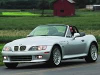 2001 BMW Z3 3.0i Coupe