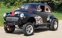 1960 Morris Minor Great Running Rat Rod Gasser