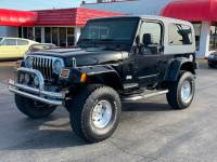 Used 2005 Jeep Wrangler Unlimited