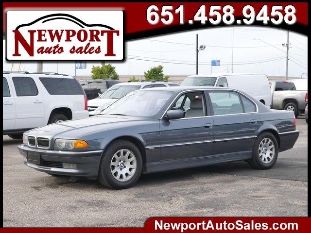 Photo 2001 BMW 7 Series 740iL 4dr Sdn