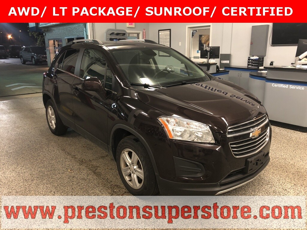 Photo Used 2016 Chevrolet Trax LT SUV in Burton, OH