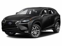 Pre-Owned 2016 LEXUS NX 300h SUV in Greenville SC
