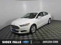 Pre-Owned 2015 Ford Fusion SE Sedan for Sale in Sioux Falls near Brookings