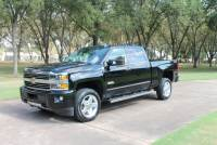 Used 2015 Chevrolet Silverado 2500HCrew Cab 4WD High Country Duramax Diesel