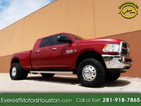 2014 Dodge Ram 3500 LONE STAR MEGA CAB SHORT BED 4WD DIESEL