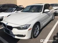 2015 BMW 3 Series 320i xDrive w/ Moonroof/Navigation Sedan in San Antonio