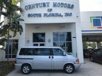 2003 Volkswagen EuroVan MV Cloth Seats Captains Chairs Power Windows Cruise