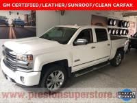 Used 2016 Chevrolet Silverado 1500 High Country Truck in Burton, OH