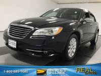 Used 2014 Chrysler 200 For Sale at Burdick Nissan | VIN: 1C3CCBCG4EN156971