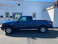 2008 Ford Ranger XLT SuperCab 4 Door 4WD 5-Speed Automatic