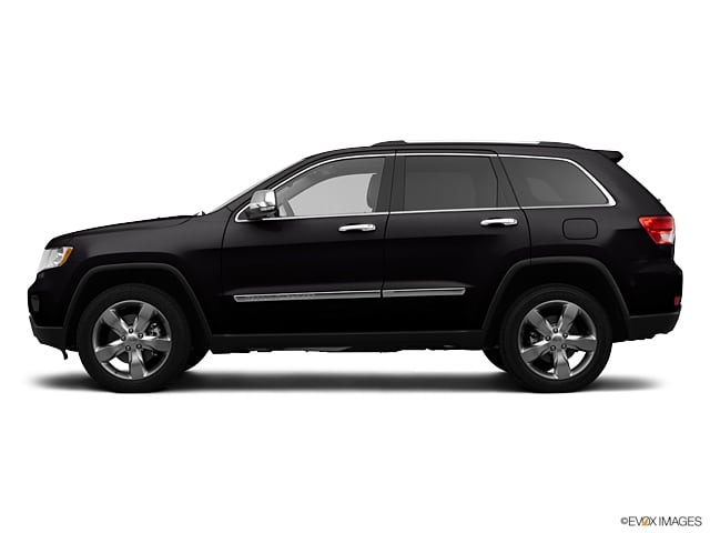 Photo 2012 Jeep Grand Cherokee Overland 4x4 SUV in Lynnfield