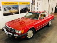 1988 Mercedes Benz 560-Class -560 SL- CLASSIC CONVERTIBLE - SUPER CLEAN - SEE VIDEO
