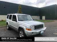 Used 2007 Jeep Commander Limited in Salem, OR