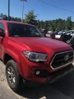 2017 Toyota Tacoma SR5 Double Cab 5' Bed I4 4x2 AT