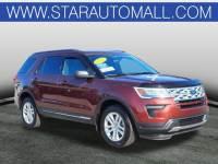 Used 2018 Ford Explorer XLT SUV