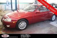 Pre Owned 1994 Lexus SC 400 2dr Coupe Auto
