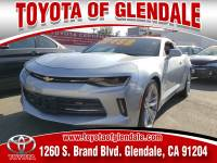 Used 2017 Chevrolet Camaro, Glendale, CA, Toyota of Glendale Serving Los Angeles