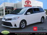 Used 2018 Toyota Sienna LE FWD 8-Passenger