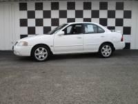 2005 Nissan Sentra 4dr Sdn I4 Auto 1.8 S ULEV