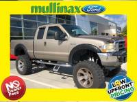 Used 2002 Ford F-250 4X4 OFF Road! Truck Super Cab V-8 cyl in Kissimmee, FL