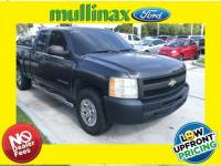 Used 2011 Chevrolet Silverado 1500 Work Truck Truck Extended Cab V-8 cyl in Kissimmee, FL