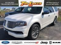 Used 2017 Lincoln Navigator Select SUV