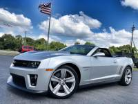 Used 2013 Chevrolet Camaro ZL1 SUPERCHARGED 6.2 V8 CONVERTIBLE