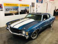 1971 Chevrolet Chevelle -SS BIG BLOCK - AUTO TRANS - FACTORY BUCKETS AND CONSOLE - SEE VIDEO