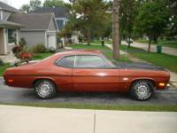 1970 Plymouth Valiant Duster -Cruise Nights