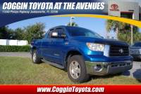 Pre-Owned 2007 Toyota Tundra SR5 5.7L V8 Truck Double Cab in Jacksonville FL