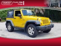 Pre-Owned 2011 Jeep Wrangler Sport 4WD Sport in Jacksonville FL