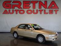 1995 Mazda 626 1 OWNER DX 5 SPEED MANUAL ONLY 116K GREAT ON GAS!