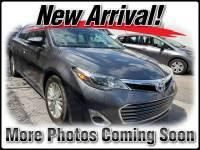 2013 Toyota Avalon Hybrid XLE Premium Sedan Gas/Electric I4 152
