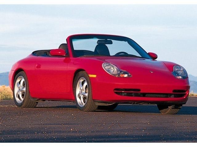 Photo 2001 Porsche 911 Carrera 2dr Carrera Cabriolet Tiptronic Convertible in Houston
