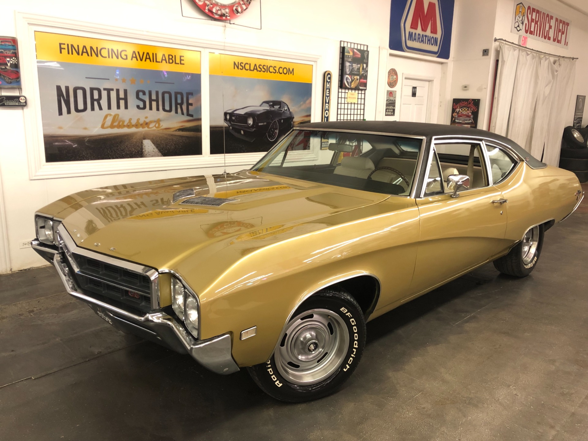 Photo 1969 Buick Skylark -GRAN SPORT GS CALIFORNIA 350 RAM AIR- SEE VIDEO